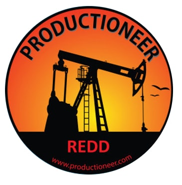 Productioneer ReDD logo